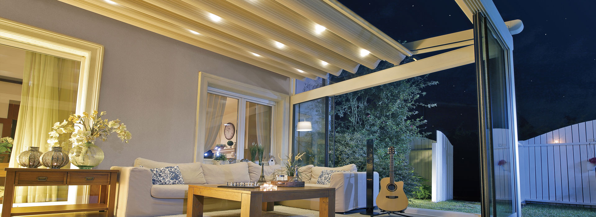 residential pergolas for automatic weather protection